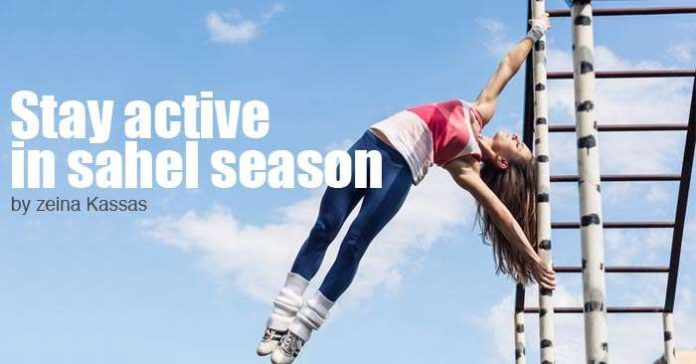 Stay Active in Sahel