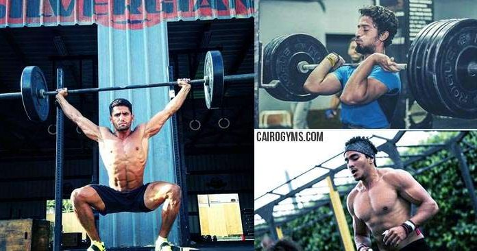 Crossfit Male Rise
