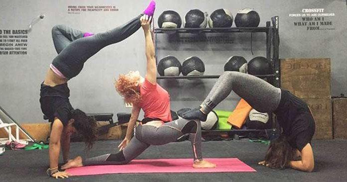 Yoga For Crossfit Main
