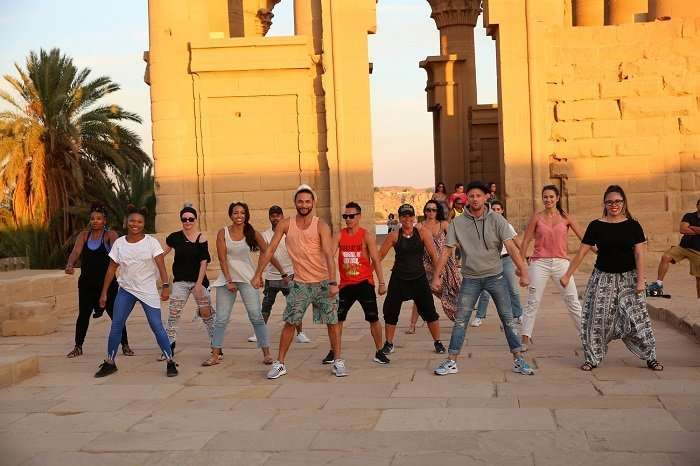 Glam Nile Cruise Zumba