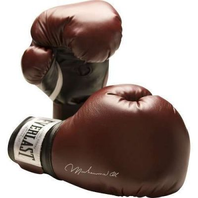 Ali classic boxing gloves