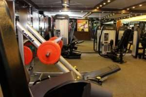 Transformers Fitness Center