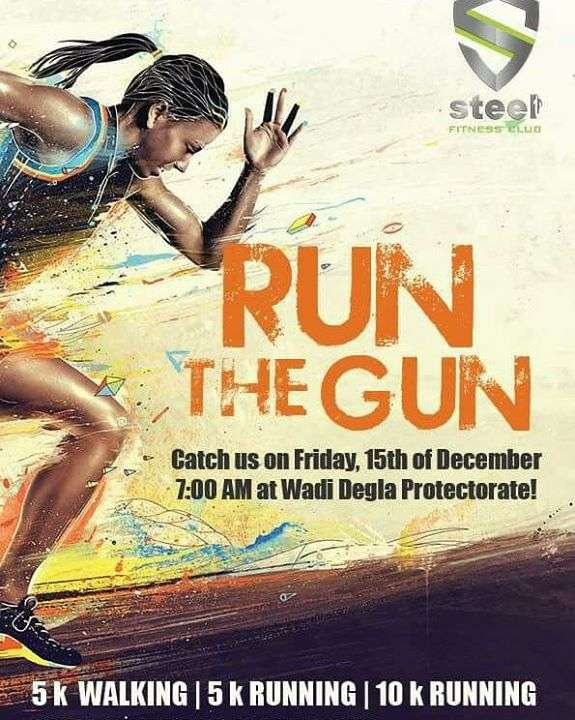 Steel Fitness Run