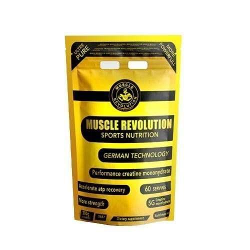 Muscle Revolution - Creatine