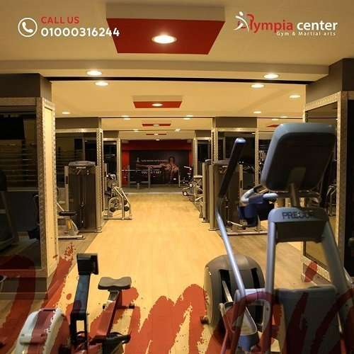 Olympa Fitness Center