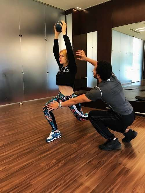 Fitness in Ramadan