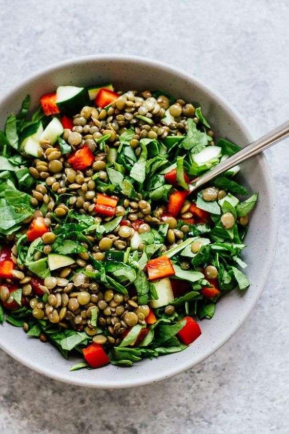Healthy Food Salad