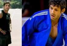 Hatem Abdel Akher Judo Egypt