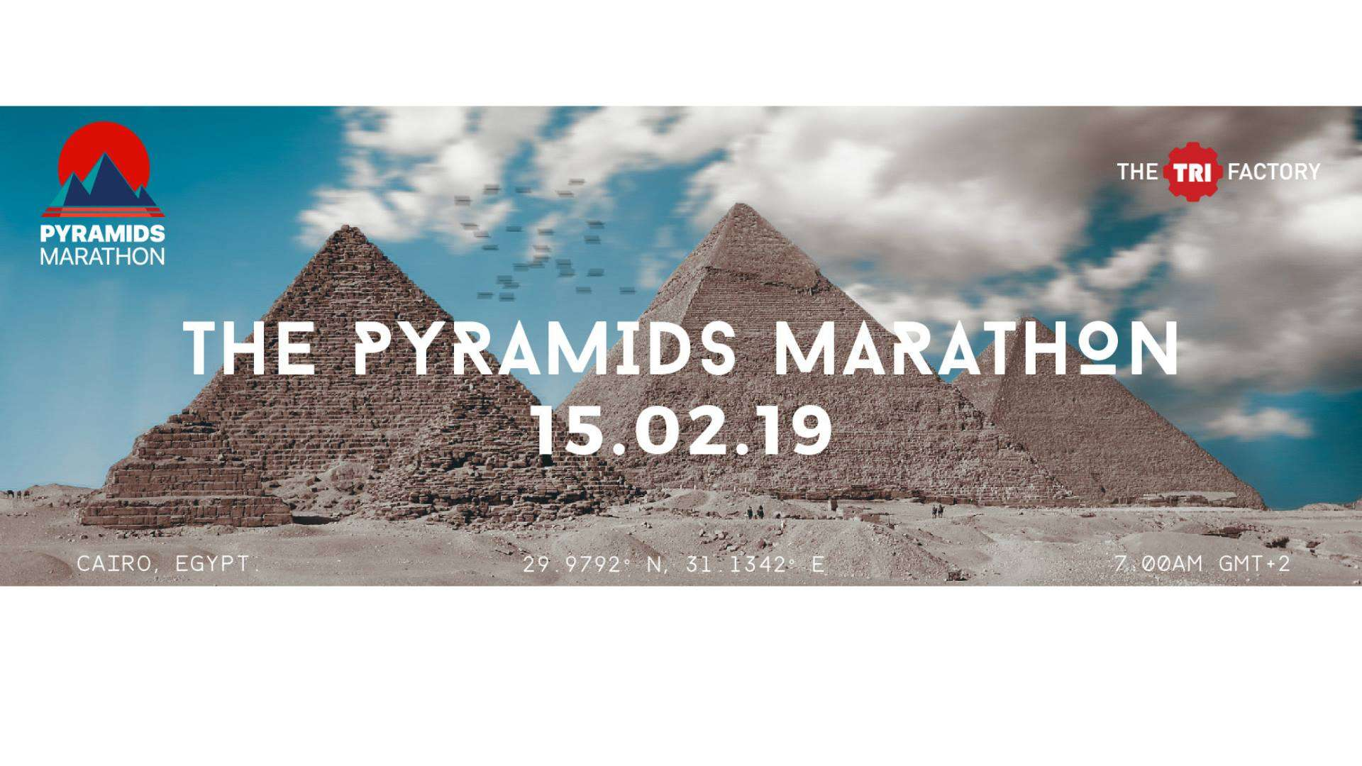 Pyramids Run