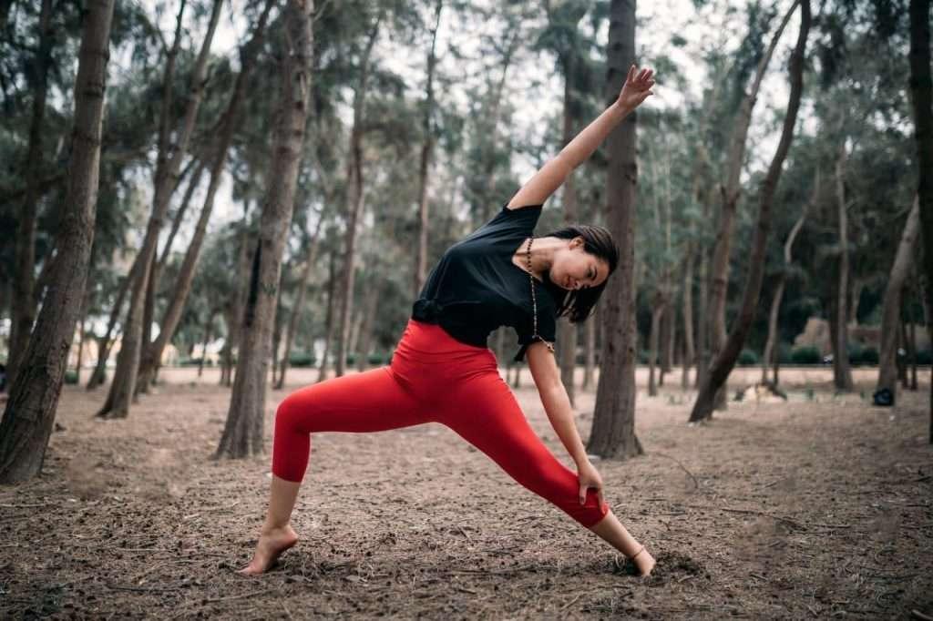 Aya Fahim - Yoga