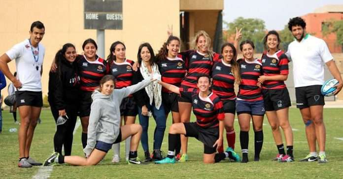 Auc Rugby Team