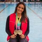 Farida Egyptian swimmer