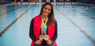 Farida Egyptian swimmer