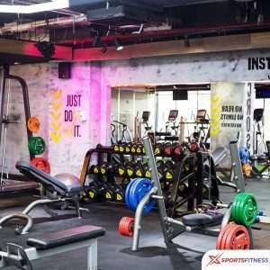 Xsports Fitness Gym Rehab