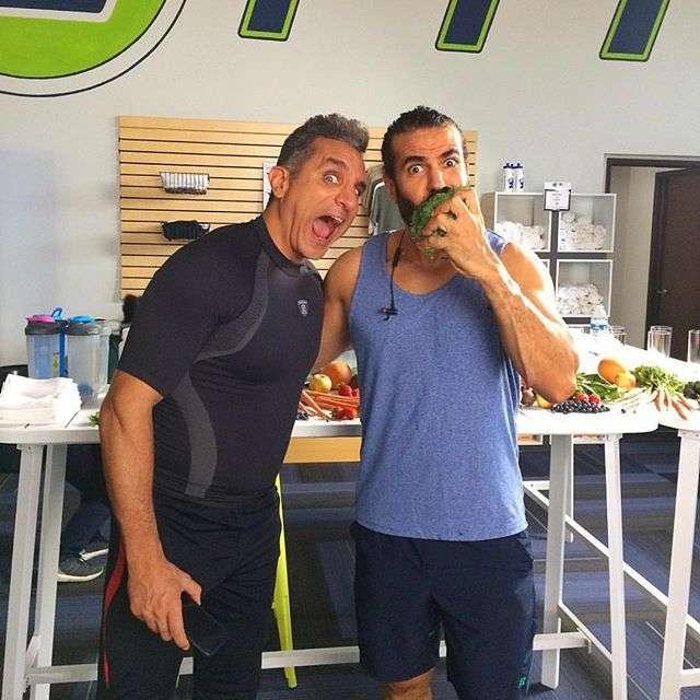 Bassem Youssef - Plant B Diet