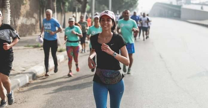 Places to Run in Cairo
