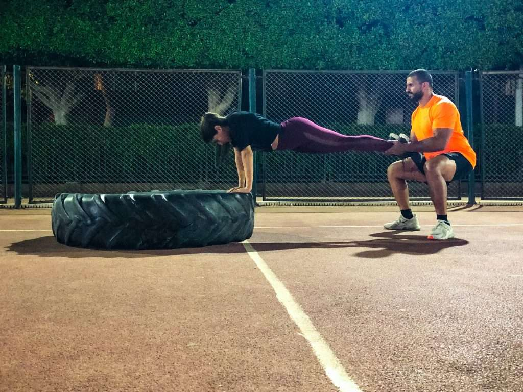 Sherif Bendary  - Summer Workout