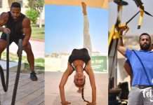 Sahel 2019 Workout
