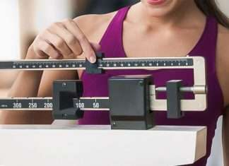 Weight loss and scale