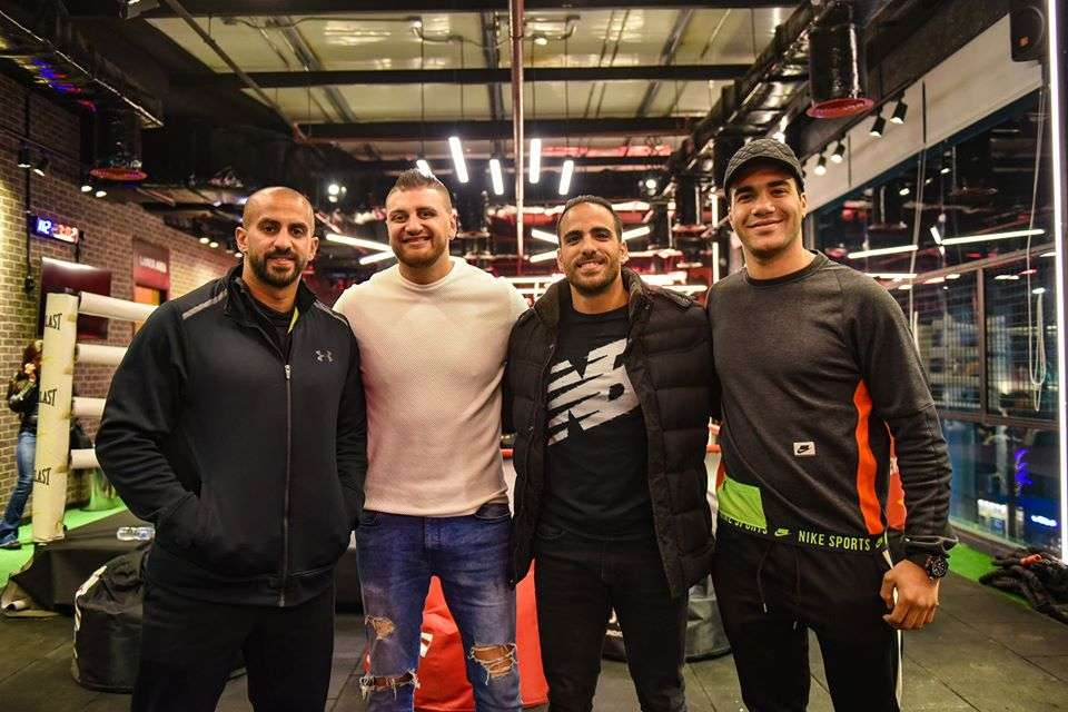Tapout Rehab Branch Opening