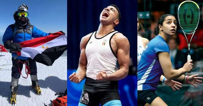 Egyptians who made us proud