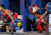 Mohamed Ehab Olympic Weight Lifter