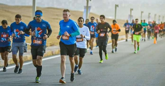 Pyramids Marathon 2020