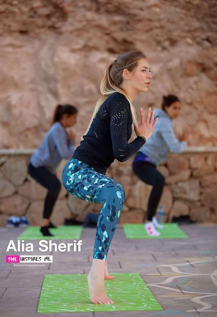 Alia Sherif Yoga