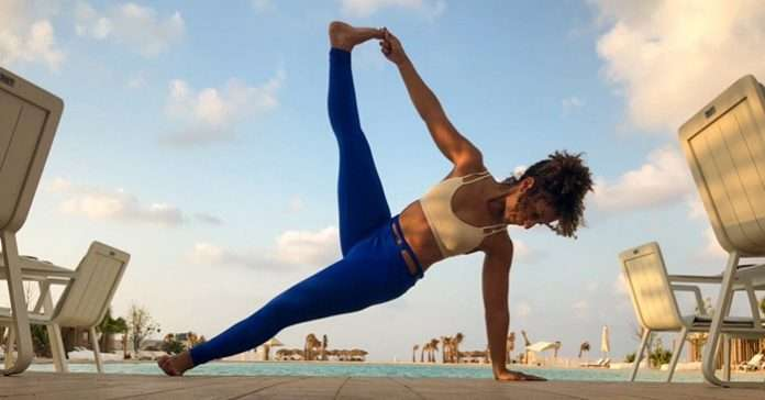 Sara Abdel moneim Yoga