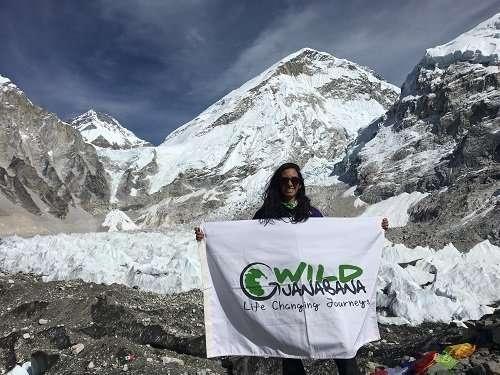 Everest Base Camp -Wild Guanabana