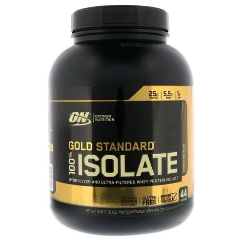Gold Isolate Protein