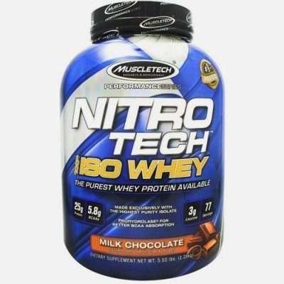 Nitro Tech Iso Whey