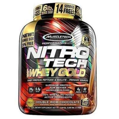 Nitro Tech Whey Gold Main