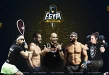 Egypt Throwdown Competition