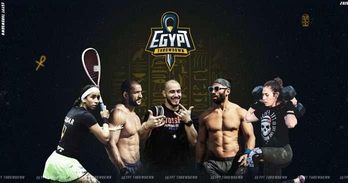 Egypt Throwdown Competition
