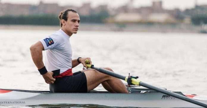 Ali Alaa Rowing