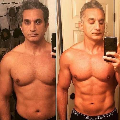 Bassem Youssef Transformation