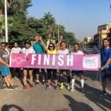 Amany Khalil Virtual London Marathon