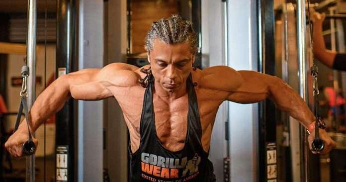 Muhamed Ali 3asab - Mr Olympia Vegas
