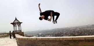 Omar Parkour Main