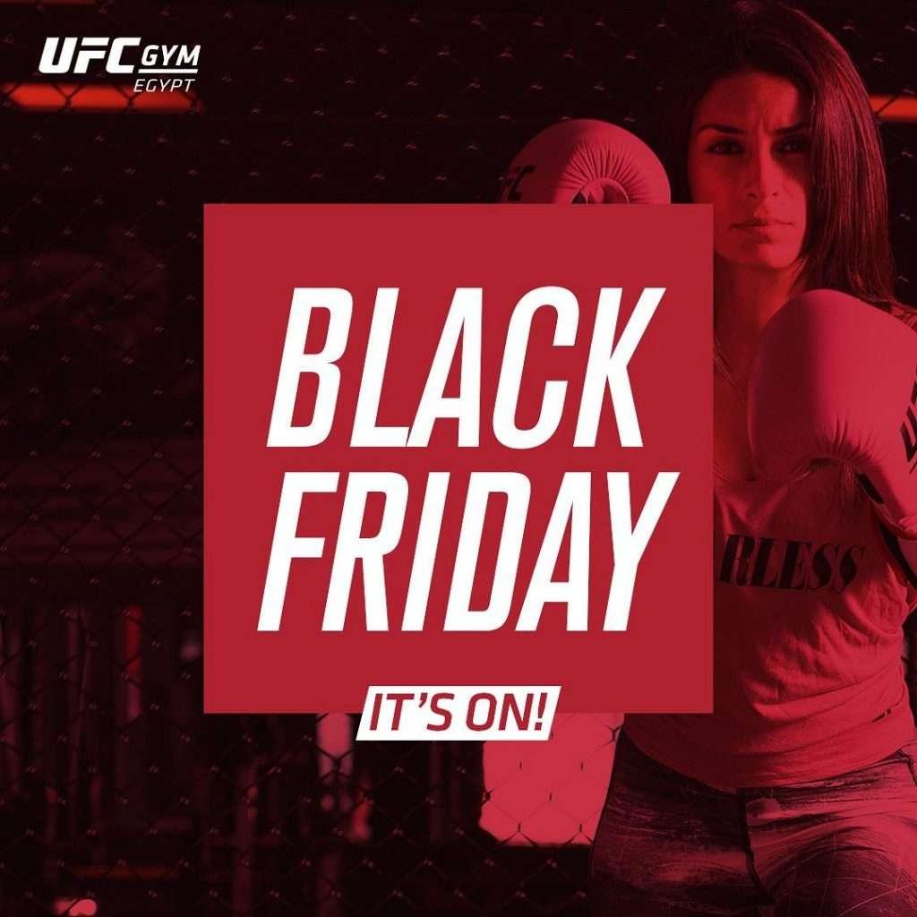 Black Friday UFC