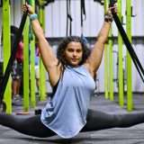 Flexibility with Sandy