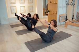 3sixty pilates studio