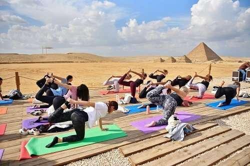 Yes Wellness Day - Yoga Pyramids
