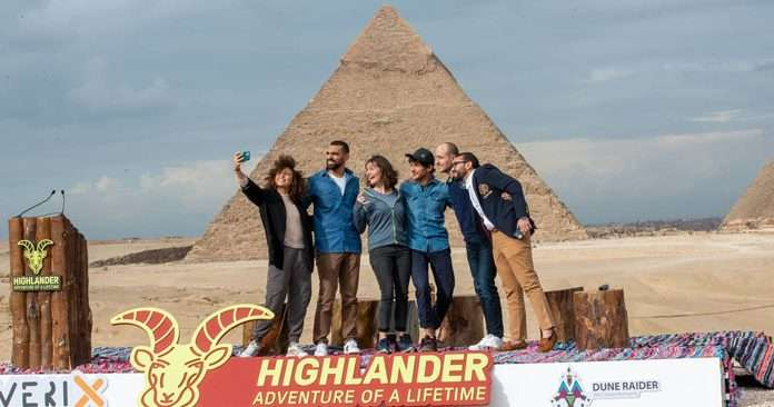 Highlander Egypt