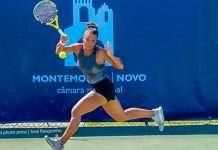 Sandra Samir Tennis
