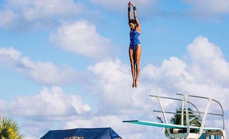 Maha Abdel Salam Diving