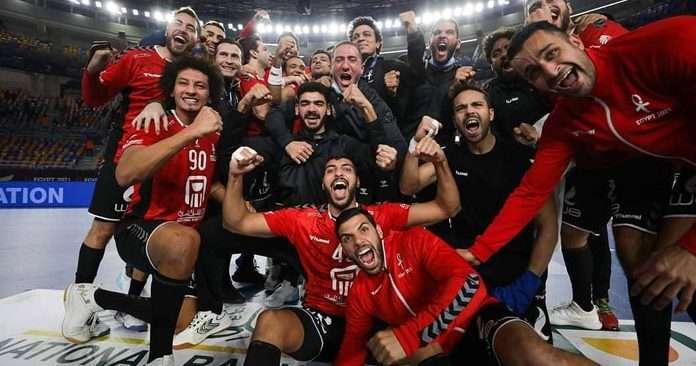 Egypt Handball Champions