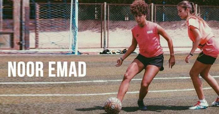 Noor Emad Football Player