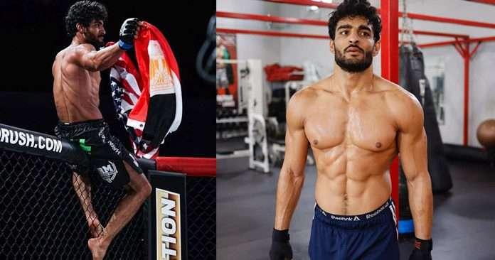 Mahmoud Sebaei MMA Champ